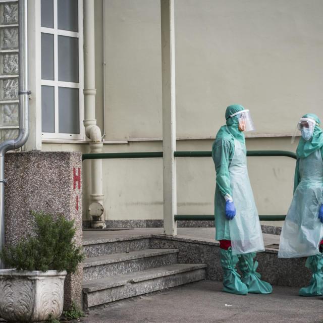 U šibenskom staračkom domu zabilježeno je osam slučajeva zaraze koronavirusom