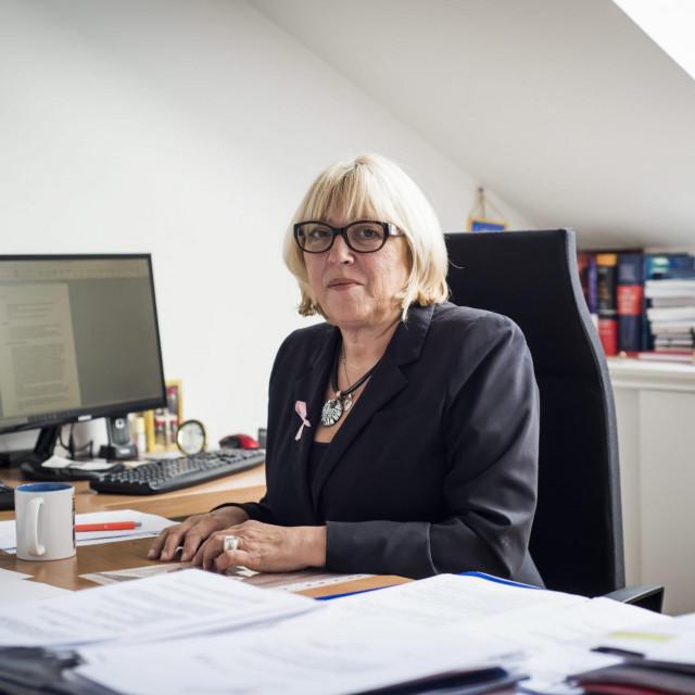 <br /> Diana Dulibić, ravnateljica Zavoda za javno zdravstvo Šibensko-kninske županije