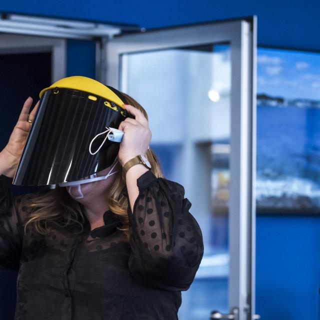 Tvrtka UV Ready uselila se u prostor novootvorenog centra za suvremene tehnologije Trokut<br />