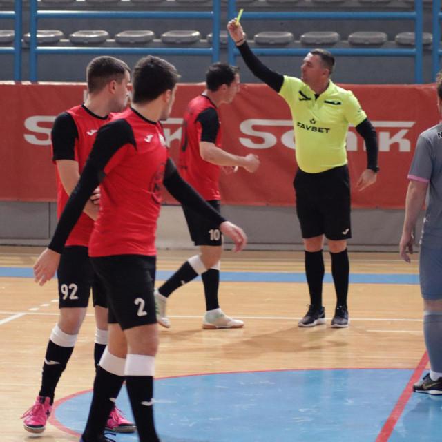 Futsal sudac