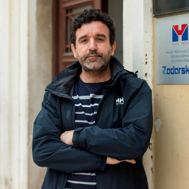 Ivica Nevešćanin, naš novinar i urednik koji je osjetio sve čari hrvatskog pravosuđa na svojoj koži