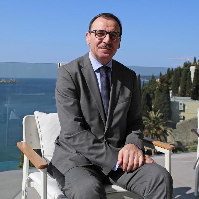 Vladimir Bakić, direktor Županijske turističke zajednice