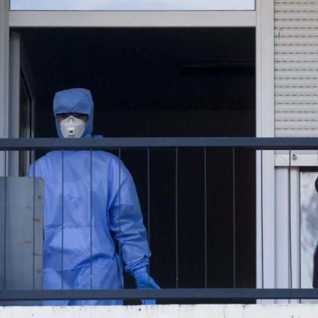 Prvi put od početka pandemije u Hrvatskoj u jednom danu više od 1000 oboljelih