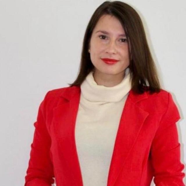 Maša Atlaga,polaznica završne godine studija psihologije u Zadru