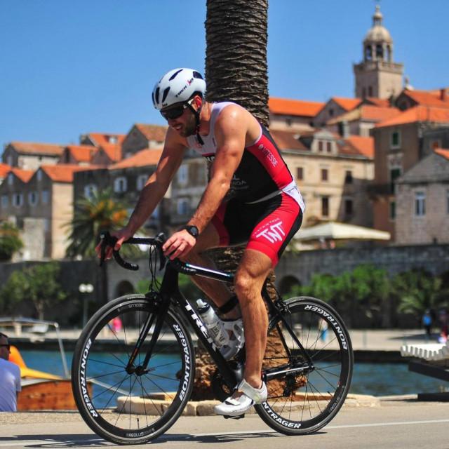 razvoj biciklističke staze, Korčula