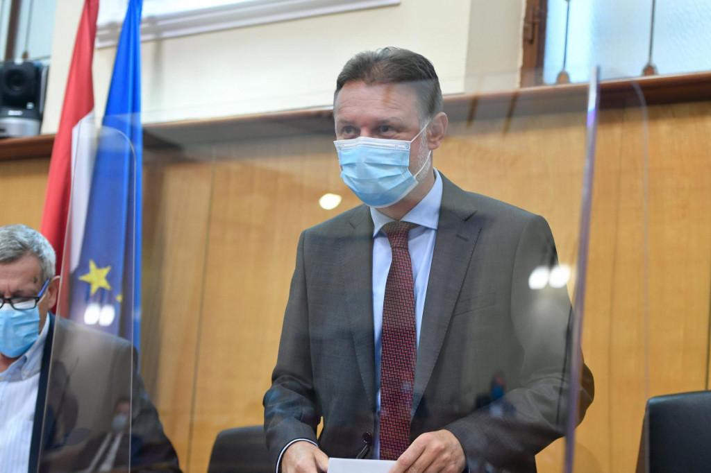 Gordan Jandroković, predsjednik Hrvatskog sabora