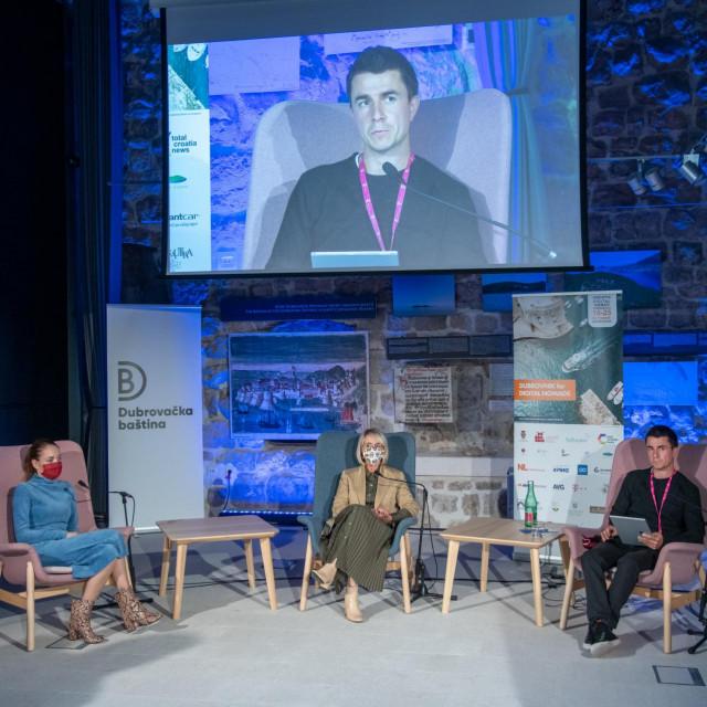 """Otvaranje konferencije """" Dubrovnik za digitalne nomade"""" u Lazaretima"""