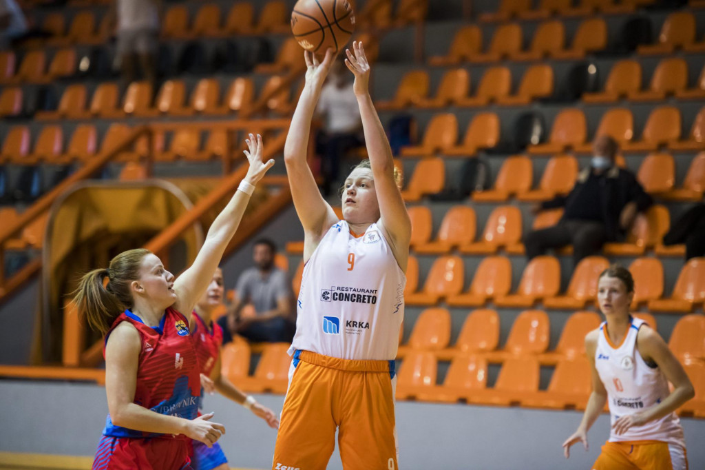 Košarkašice Šibenika svladale Zadar