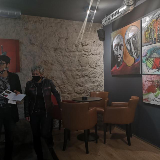S otvaranja izložbe