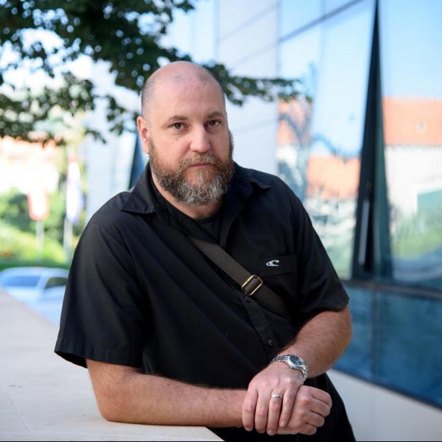 Profesor biologije Ivan Cikatić