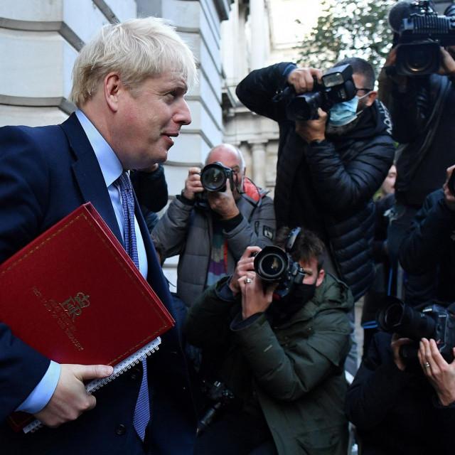 Stvar je ozbiljna, o njoj se oglasio i premijer Boris Johnson osobno