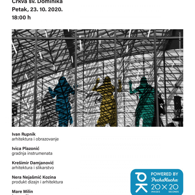 PechaKucha Night - Kreativna industrija - Zadar 2020.
