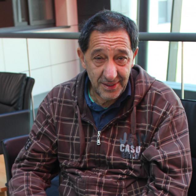Ilija Lonza, hrvatski branitelj i logoraš iz Morinja jedna je od 245 tisuća blokiranih u Hrvatskoj
