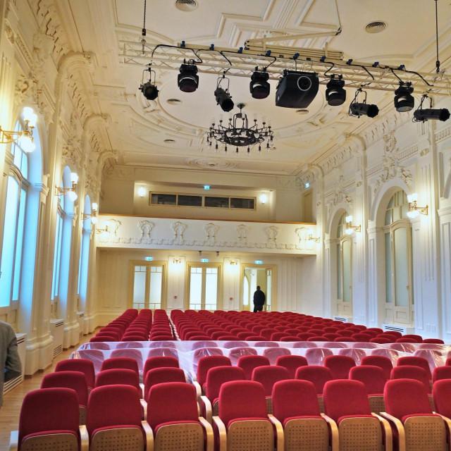Splitska koncertna dvorana još uvijek je gluha kao barut<br />