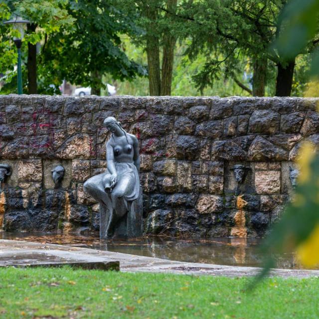Protivnici betonizacije zelene oaze kažu da se učinci izmještanja spomenika mogu ostvariti i na postojećoj lokaciji