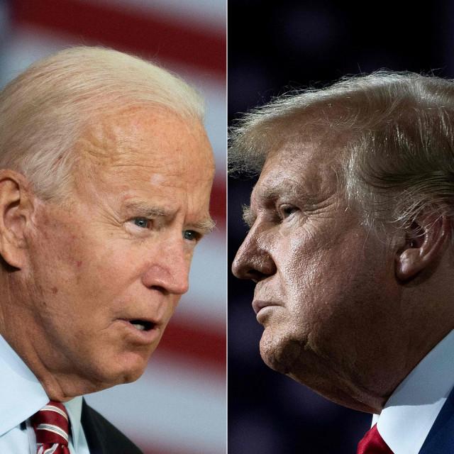 Ulazimo u finiš sve žešće kampanje - Biden vs. Trump