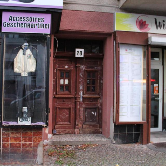 Zgrada u Berlinu u kojoj je ubijena mlada Imoćanka
