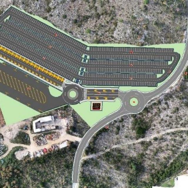 Završena je izrada glavnog projekta za Park 'n' Ride sustav na području Pobrežja