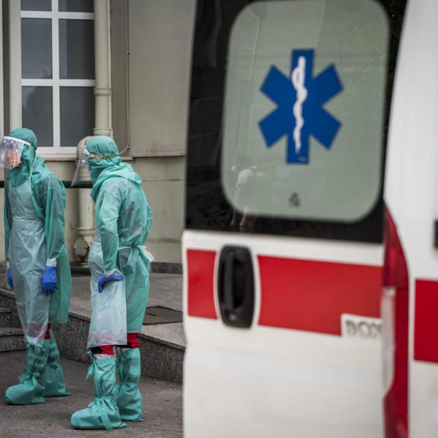 Od osam novozaraženih osoba iz Šibensko-kninske županije, šest je štićenika Cvjetnog doma.