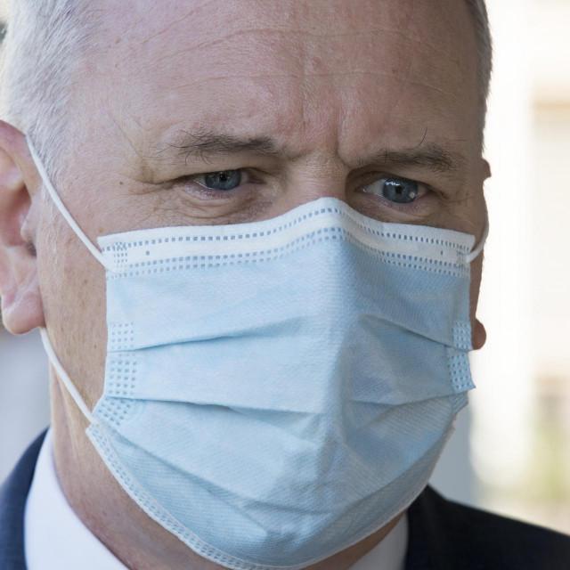 Andro Krstulović Opara je svima naredio da nose maske