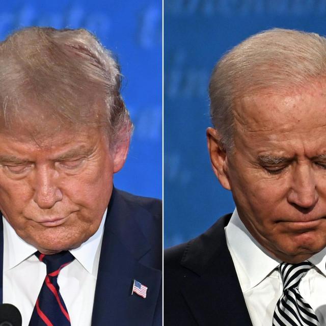 Trump i Biden sučelit će se posljednji put prije izbora