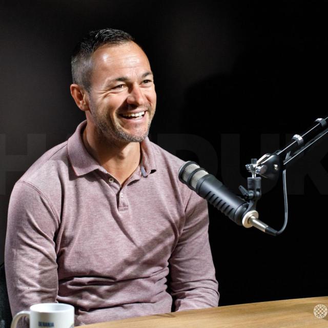 Zvonimir Deranja gostovao je u Hajdukovom podcastu