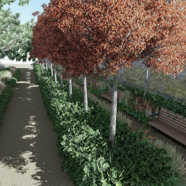 Sprema se cjelovita obnova i uređenje parka u Pilama
