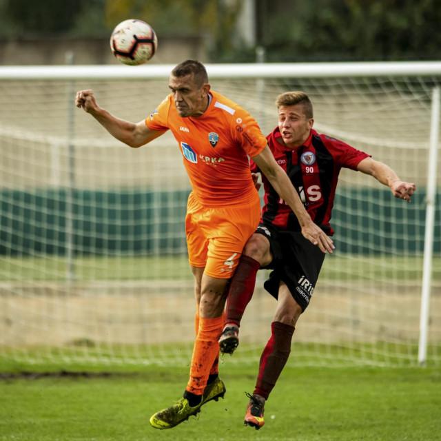 Boris Pandža junački je odigrao protiv Hajduka u Splitu