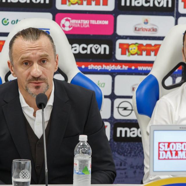 Mario Stanić i Ivan Kepčija, učinak im je osrednji