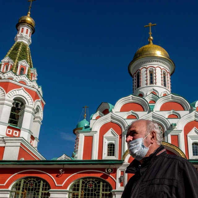 Kateedrala u Moskvi
