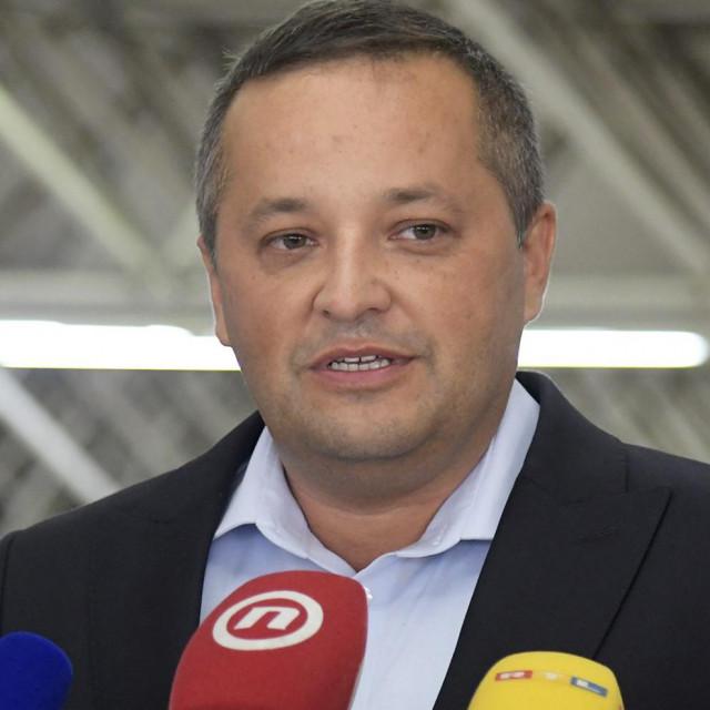 Epidemiolog Branko Kolarić<br />