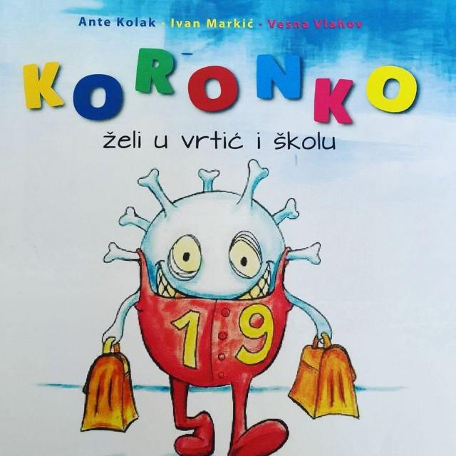 Autori teksta su dr. Ante Kolak, dr. Ivan Markić i Vesna Vlahov, a ilustratorice Tihana Mikša Perković i Jelena Prstačić