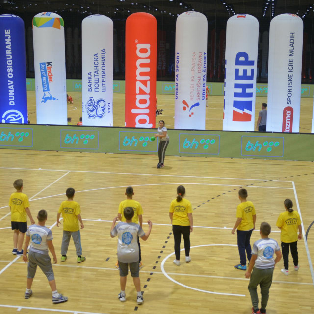 Završnica Sportske igre mladih