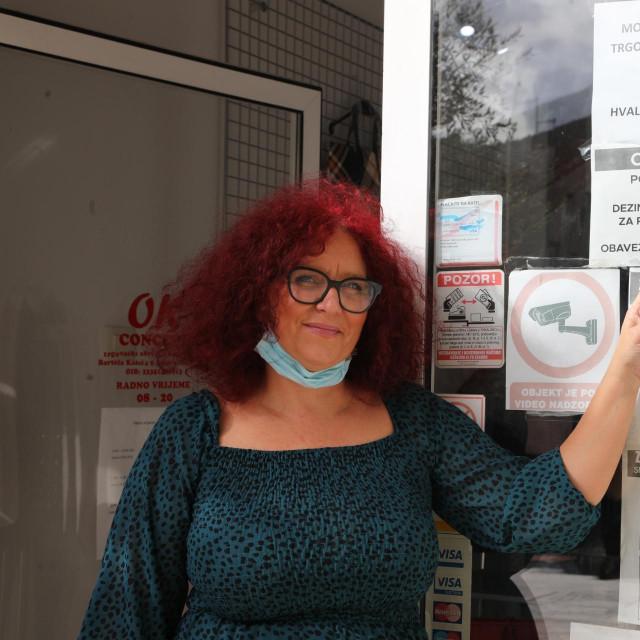 Dariana Bošković, vlasnica butige OK Concept