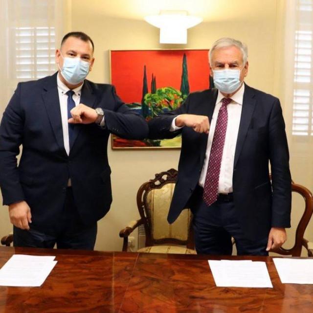 Županija nastavlja ulagati u zdravstvo na jugu Hrvatske