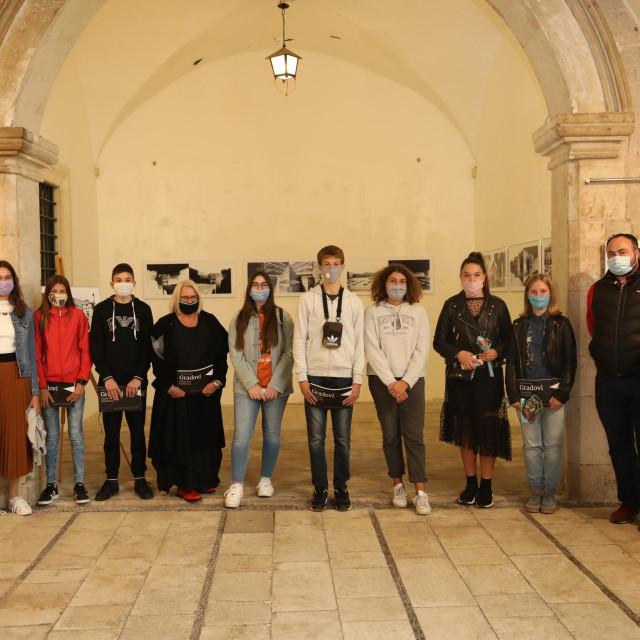 "Otvorena je izložba ""Dubrovnik - portret grada Camerom obscurom"""