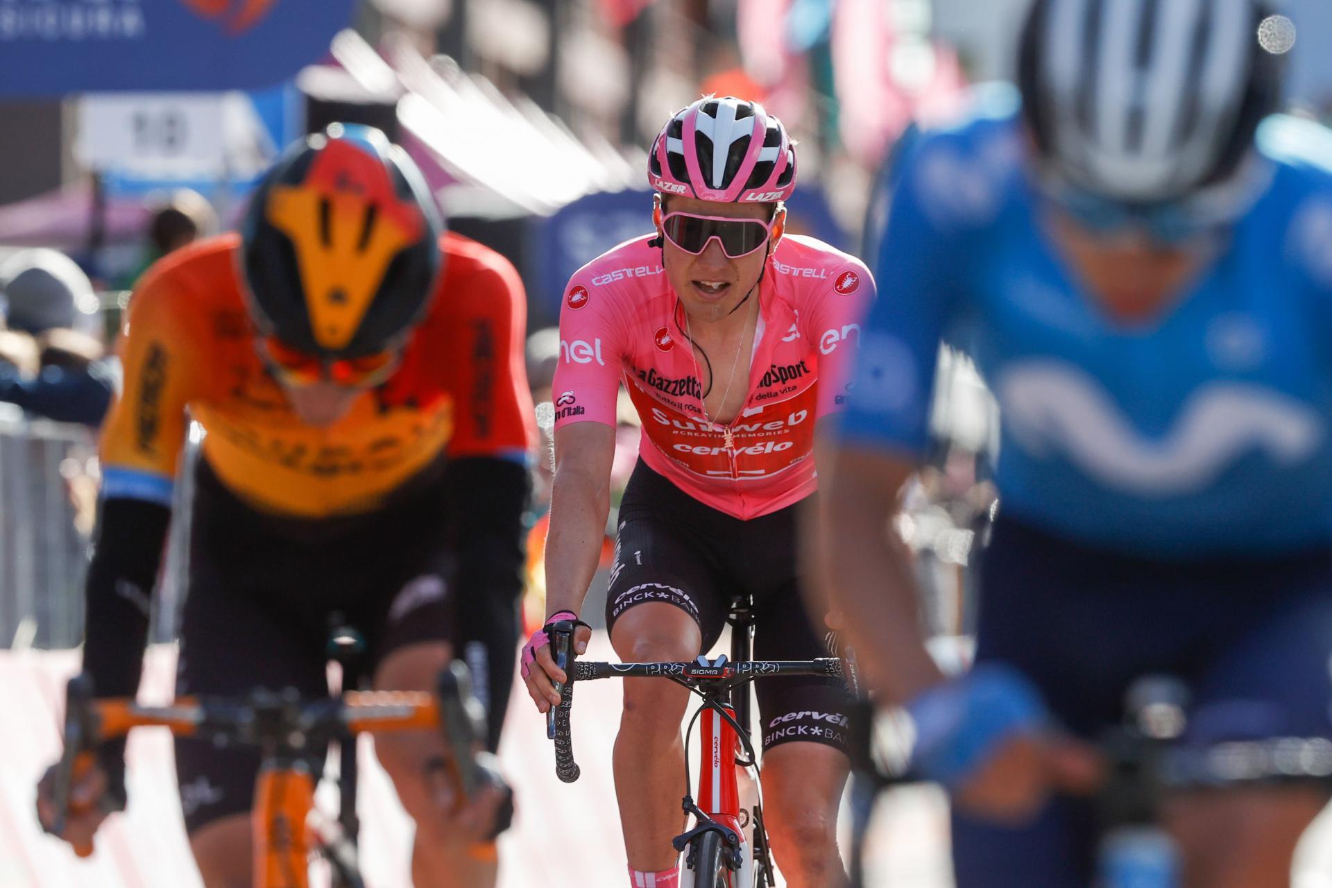 Giro d'Italia: Hindley i Hart poravnati ulaze u posljednju etapu