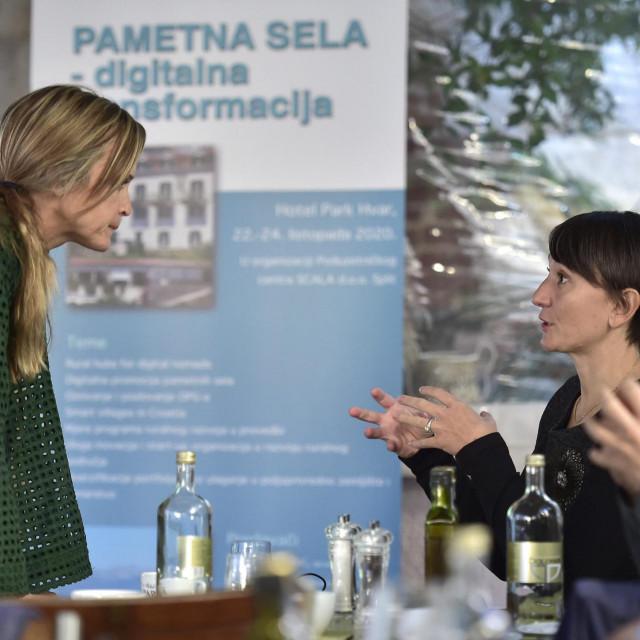 Tanja Polegubić i Vanja Perić
