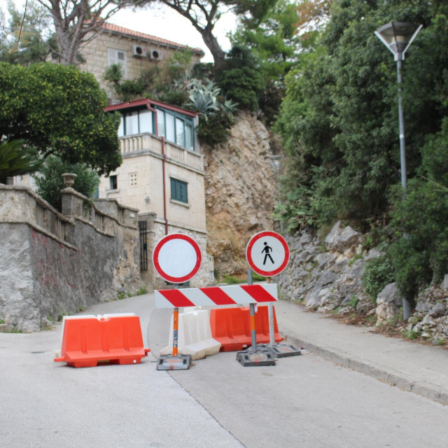 Liechsteinov put je zatvoren već dva mjeseca