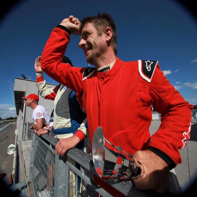Slavi Mirko Pendo (Dubrovnik Racing) foto: Tonči Vlašić