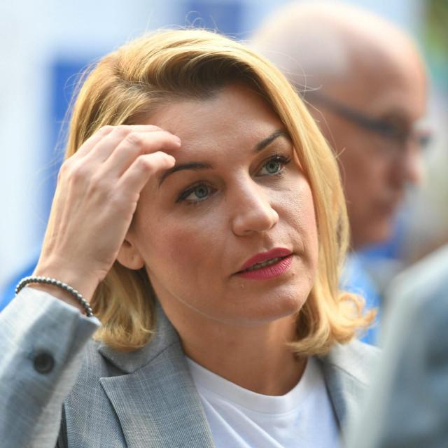 Ministrica Nikolina Brnjac