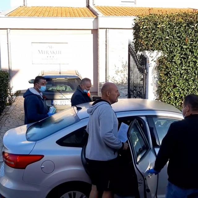 Objava Marka Pupića Bakrača zbog kojeg ga je župan Božidar Longin prijavio policiji