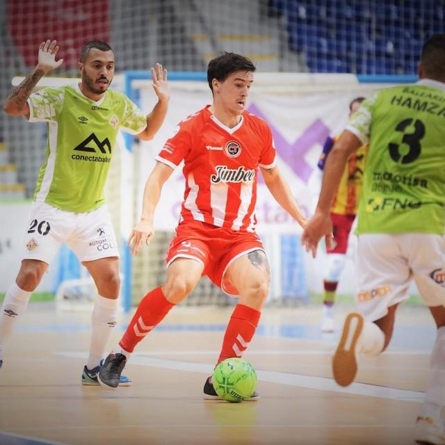 Dario Marinović (Jimbee Cartagena) foto: Toni Ferrero/facebook Jimbe Cartagena