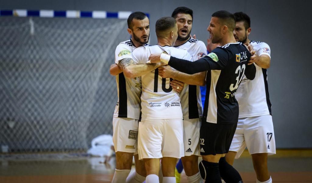 Crnica i Futsal Dinamo odigrali neriješeno na Baldekinu