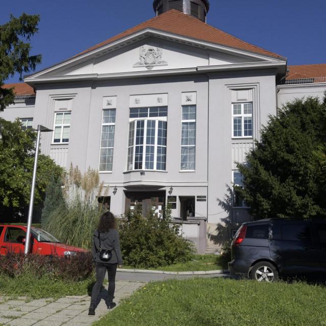Zavod za anatomiju Medicinskog fakulteta u Zagrebu