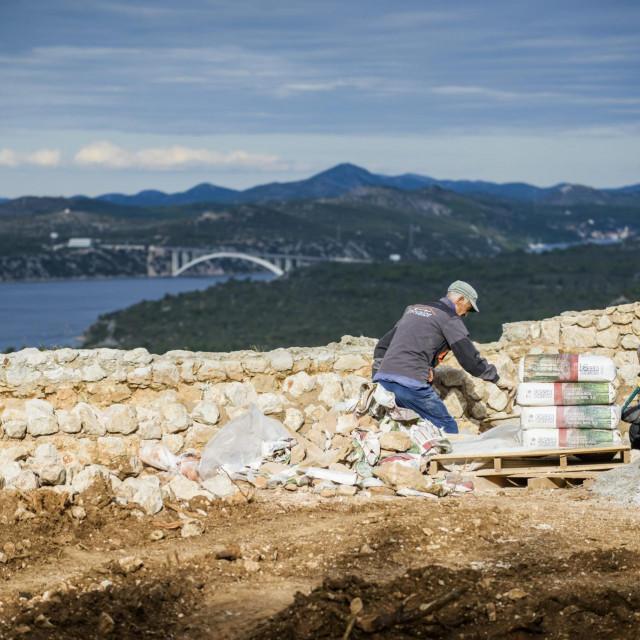 Projekt obnove Tvrđave sv. Ivana vrijedan je 50 milijuna kuna<br />