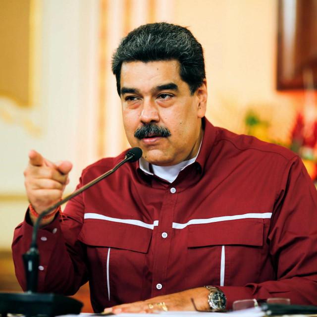 Nicolas Maduro: Imam prijatelje koji su jako sretni zbog ovoga što je Papa jučer rekao<br />