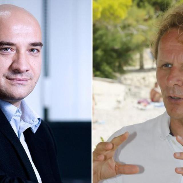 Gordan Lauc i Ivan Đikić