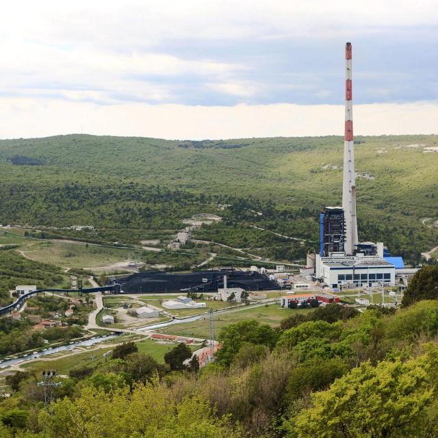 Termoelektrana Plomin<br />