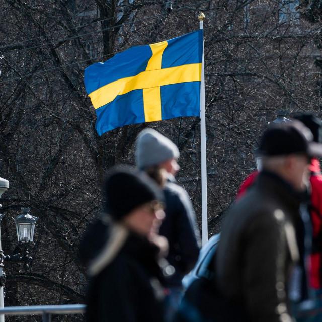 Šveđani ne nose maske jer se tamo tvrdi da one samo nude lažni osjećaj sigurnosti